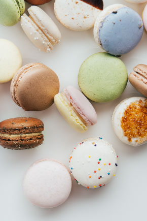 Assorted SWEET Macarons